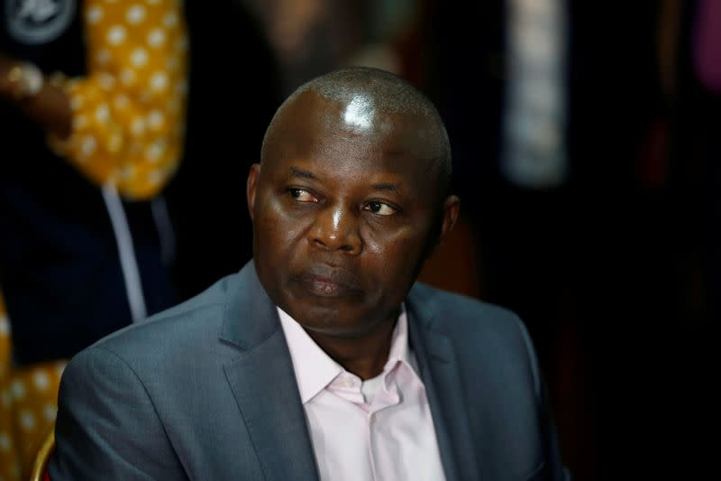 Congo president's chief of staff denies graft charges as trial begins