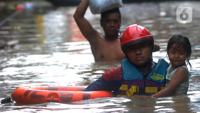 Antisipasi Banjir, Pemkot Jakarta Barat Bangun 3 Embung