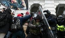 美國會大廈暴動後 2名執法警察告川普煽動