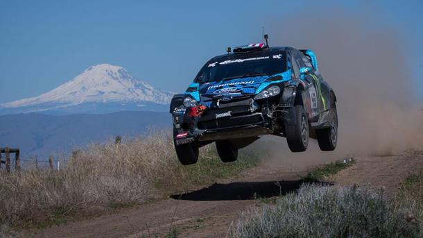 At the Oregon Trail Rally, cars and hope fly high, crash hard