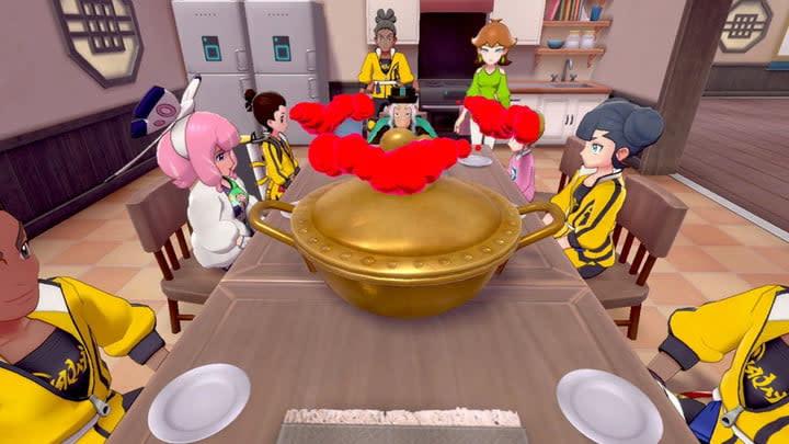 Pokemon Max Soup