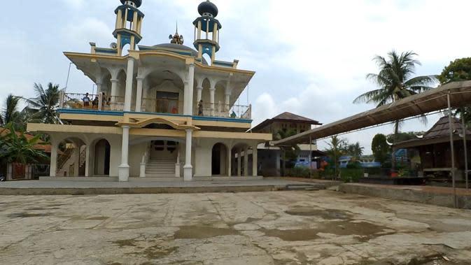 Ilustrasi - Salah satu sudut di Pondok Pesantren El Bayan Mejanang, Cilacap, Jawa Tengah. (Foto: Liputan6.com/Muhamad Ridlo)