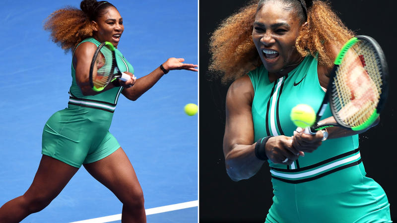 a7366877369 Australian Open  Tennis world goes nuts over Serena Williams  new outfit
