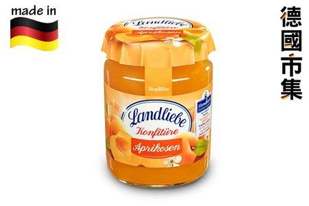 德國Landliebe 香杏 果肉果醬 200g【市集世界 - 德國市集】