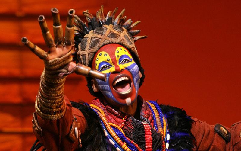 'Lion King' Musical Hits $1 Billion in North American Touring