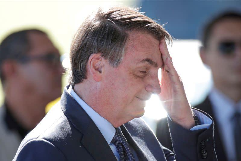 Bolsonaro Covid