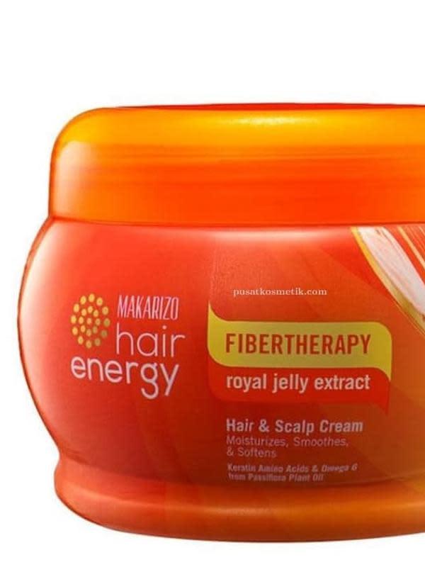 ilustrasi masker rambut untuk rambut yang di bleaching/www.makarizo.com