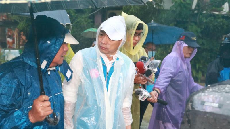 ▲面對罷免,高雄市長韓國瑜態度相當低調。 (圖/高雄市政府提供)