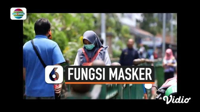 Hoax atau Bukan: Masker Bolak-balik