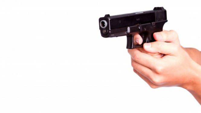 Aksi Baku Tembak Warnai Penangkapan Buronan Pencuri di Pasuruan