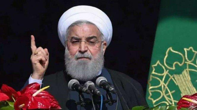 VIVA Milite: Presiden Iran Hassan Rouhani