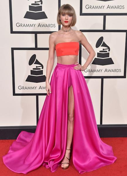The 30-year-old singer has received three nominations for this year's awards show, including Best Pop Vocal Album.