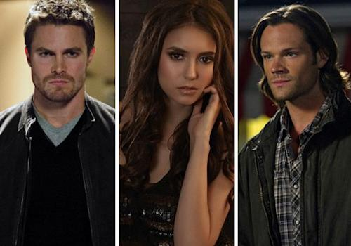 The CW Orders Early Renewals for Supernatural, The Vampire Diaries and Arrow