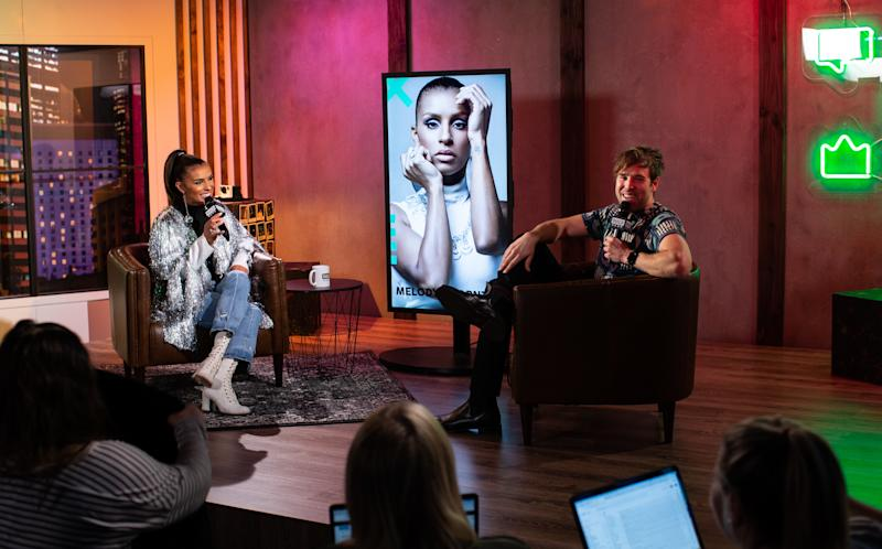 Former Pussycat Dolls singer Melody Thornton opens up about her career success. Photo: Build Series Sydney