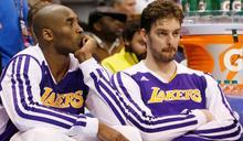 NBA/紀念Kobe!Gasol女兒將命名為Gianna