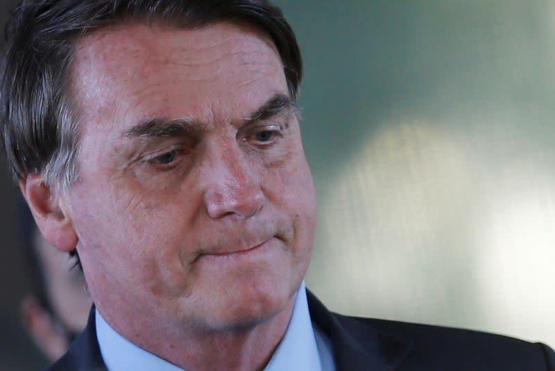Brazil's Bolsonaro leaves hospital after bladder stone surgery