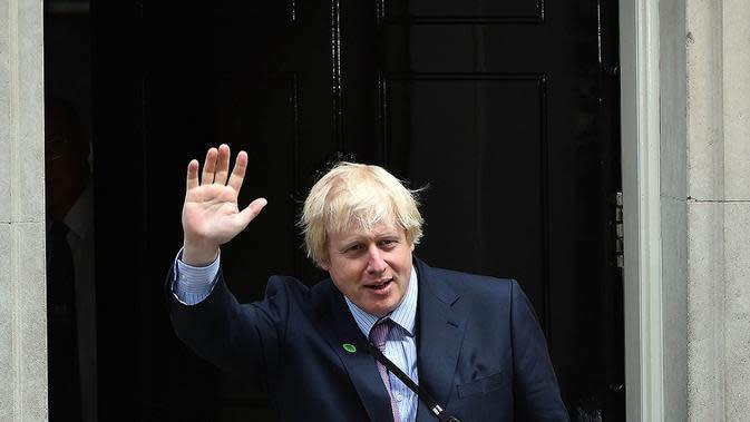 Perdana menteri baru Inggris Boris Johnson (AFP Photo)