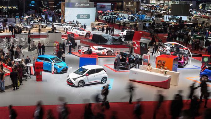 Rugi Besar, Penyelenggara Berniat Jual Geneva Motor Show