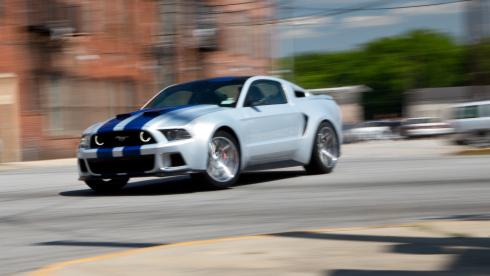 Ford's Mustang Races to 'Need for Speed'
