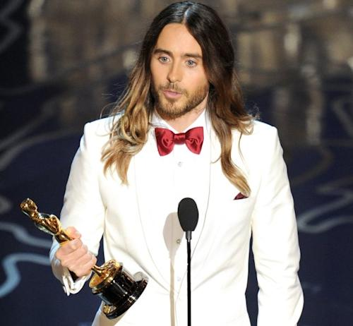 Jared Leto -- Getty Images
