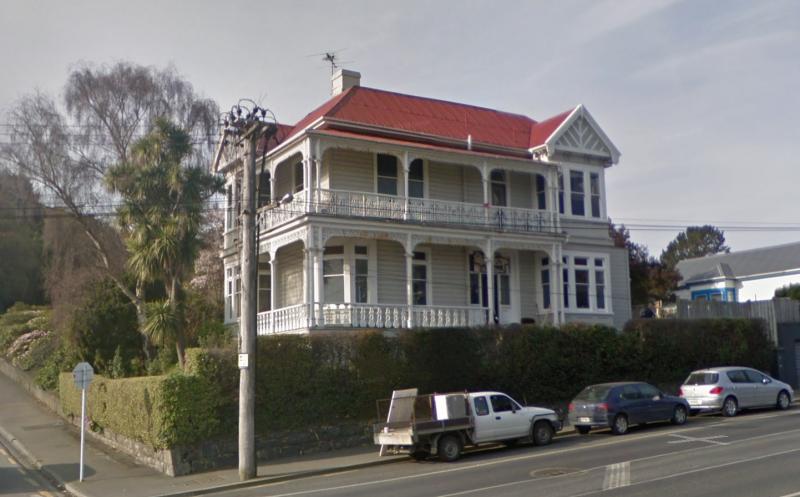 The property where Sophia Crestani died. Source: Google Maps