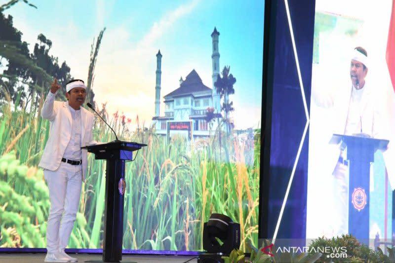 Dedi Mulyadi sarankan pemerintah ubah skema impor bawang putih