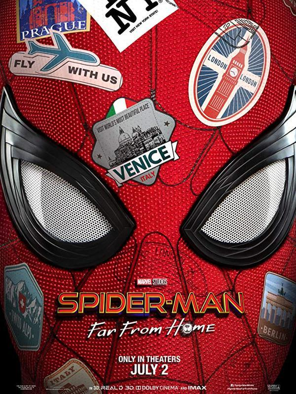 Spider-man: Far From Home. (Foto: Dok. IMDb/ Sony)