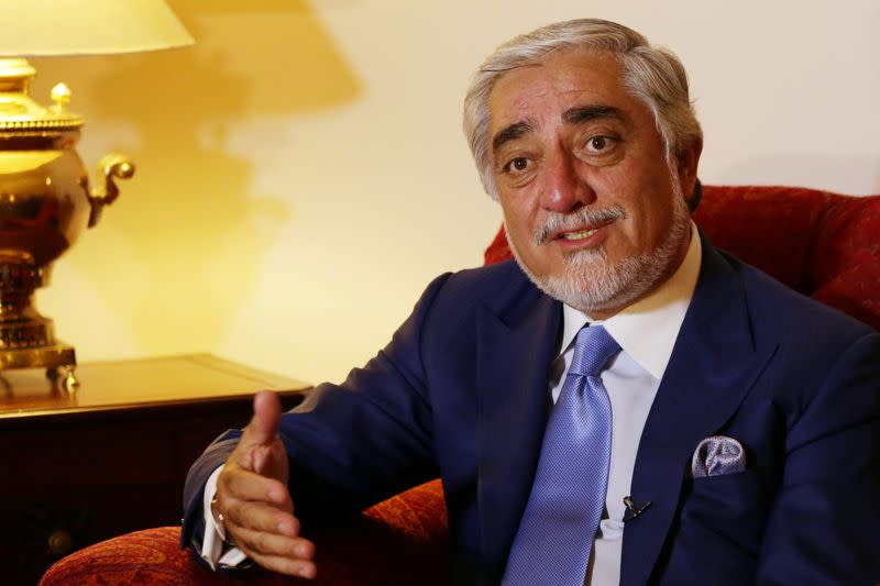 Afghan peace official sees litle change in U.S.  policy regardless of election result