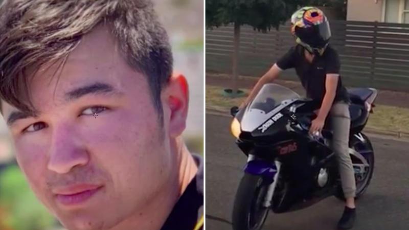 Adelaide teen Amir Ali dies in motorcycle crash
