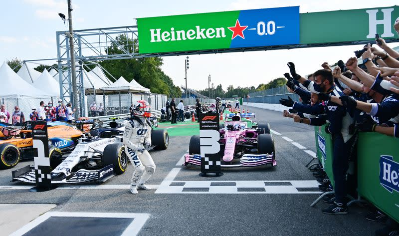Formula One enters next phase of the season with a bang