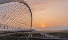 新竹十七公里海岸線整修完成 林智堅開箱五大景點