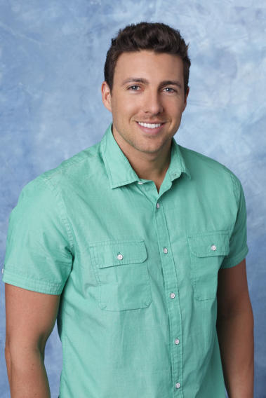 """The Bachelorette"" Season 9 - Zack K."