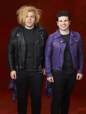 Totally Robbed 'Voice' Contestants The Shields Brothers Rawk On With Totally Awesome Cee Lo Cover