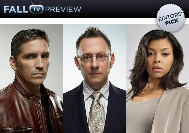 CBS's New Fall Drama 'Person of Interest': Smile for the Cameras