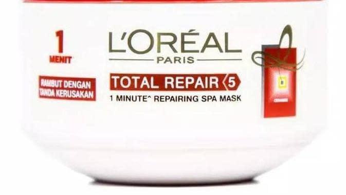 ilustrasi masker rambut untuk rambut yang di bleaching/www.loreal-paris.co.id