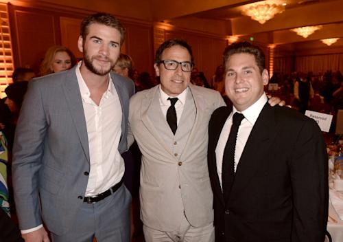 Jonah Hill on Tongue-Tied Stars at HFPA Lunch: 'Not a Single Actor in Hollywood Can Read'
