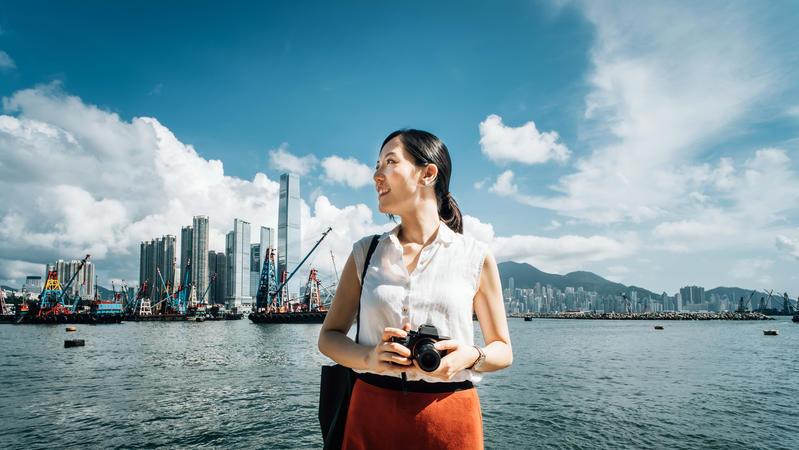 你享受在香港的生活嗎?