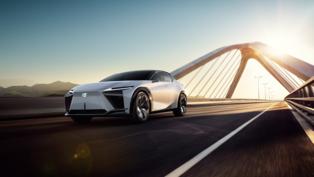目標2050年前達到碳中和!你想要的電動化車款都在「Lexus Electrified」願景中