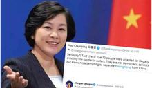【潛逃台灣】華春瑩指12人蛇企圖把香港從中國分裂出去