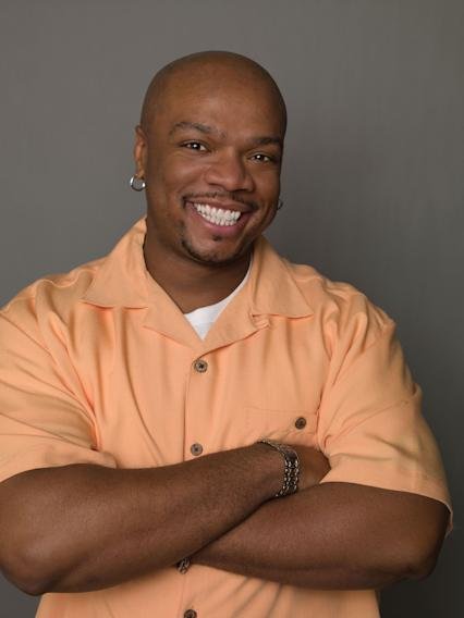 """Food Network Star"" Season 4: Aaron McCargo, Jr."
