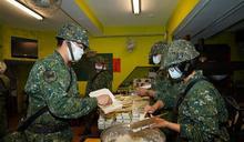 3支部運用民間餐飲設施 提供部隊膳食補給作業