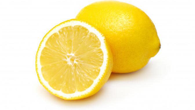Ilustrasi Buah Lemon Credit: freepik.com