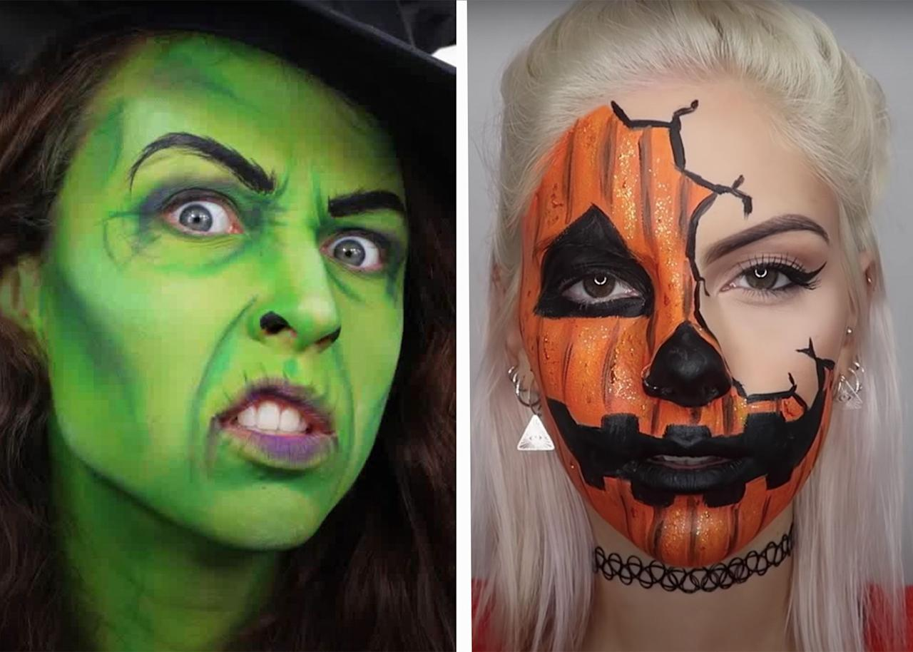 """<p>Most people can find <em>something</em> to love about Halloween, whether it's <a href=""""https://www.womansday.com/halloween-costumes/"""" target=""""_blank"""">the costumes</a>, <a href=""""https://www.womansday.com/style/beauty/g1899/halloween-nail-art-ideas/"""" target=""""_blank"""">the manicures</a>, <a href=""""https://www.womansday.com/food-recipes/food-drinks/g28251309/best-halloween-candy/"""" target=""""_blank"""">the candy</a>, or <a href=""""https://www.womansday.com/style/g28625420/best-halloween-makeup-ideas/"""" target=""""_blank"""">the makeup</a>. If costumes aren't your thing, that's understandable. It can be exhausting trying to find the perfect getup every year to wow all your neighbors or Instagram followers. Maybe you don't like candy (though there are <a href=""""https://www.womansday.com/life/a52496/non-candy-halloween-treats/"""" target=""""_blank"""">non-candy Halloween treats</a>). Sometimes, October 31 sneaks up on you, and you find yourself days away without the slightest idea for a costume. That's when Halloween face paint ideas can come in handy. With the help of Amazon or local arts stores like Michaels, you can get everything you could possibly need for any Halloween face paint ideas in a jiffy. You may even have some of these things lying around the house from your child's last birthday party or last year's Halloween. Either way, if October 31 did that sneaky thing again, you've got beautiful and easy enough options. </p>"""
