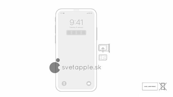 Gambar iPhone 12. (Doc: Svetapple.sk)