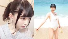 日本超勵志美少女戴助聽器 在寫真界走紅成女神