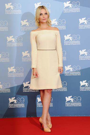 """""""Spring Breakers"""" Photocall - The 69th Venice Film Festival"""