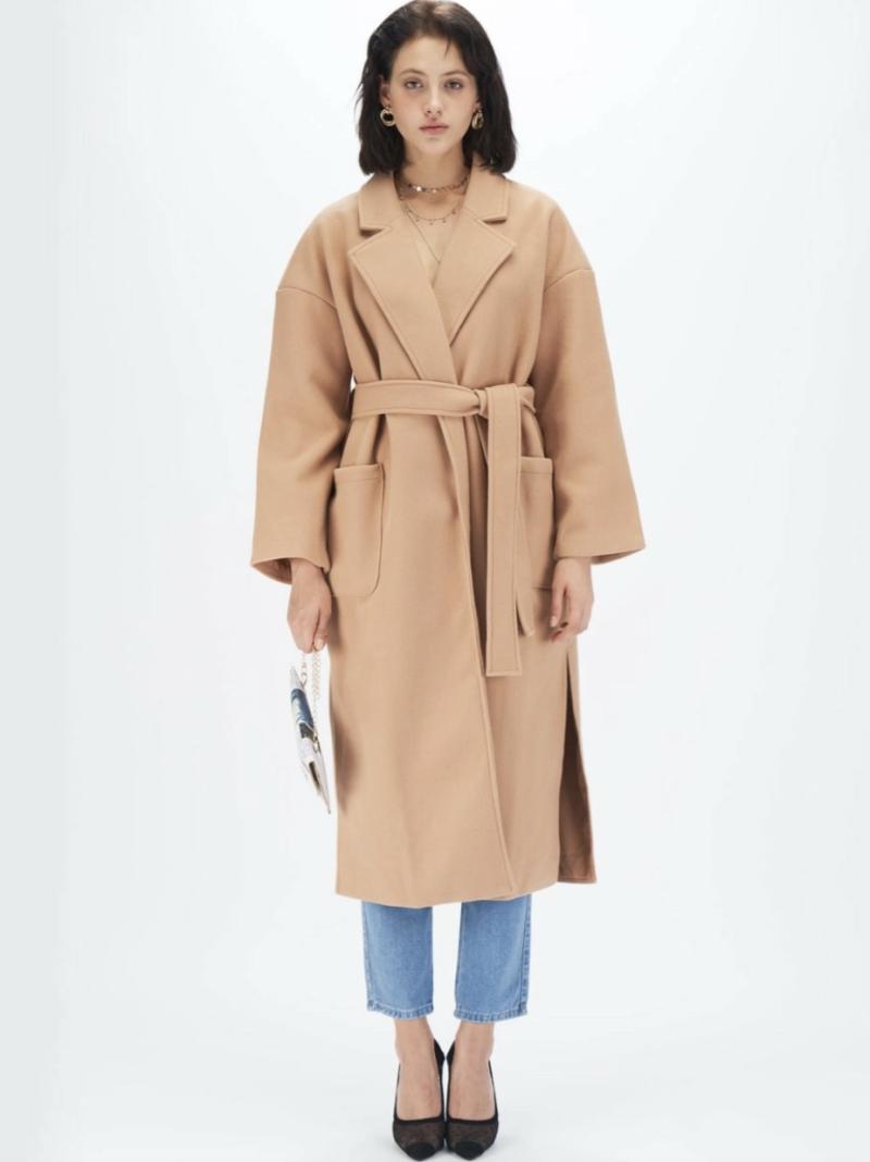 Shein coat (Credit: Shein)