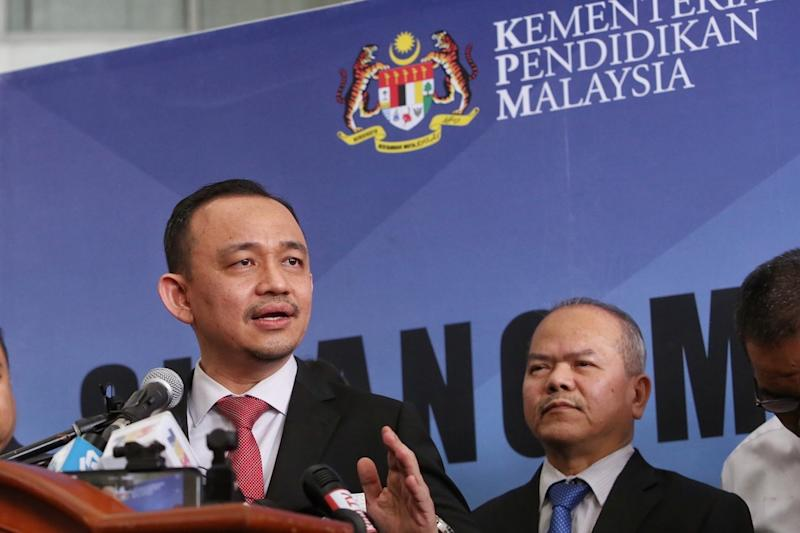 Maszlee Resigns A List Of The Education Ministry S Notable Achievements On His Watch