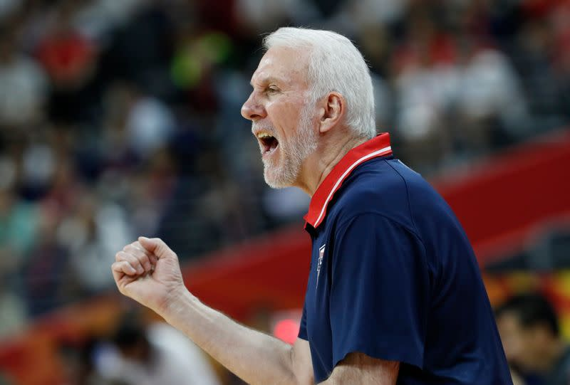 Report: Nets have eye on Popovich