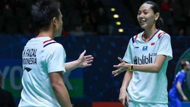 Kualifikasi Olimpiade 2021 Diubah, Ganda Campuran Indonesia Terancam